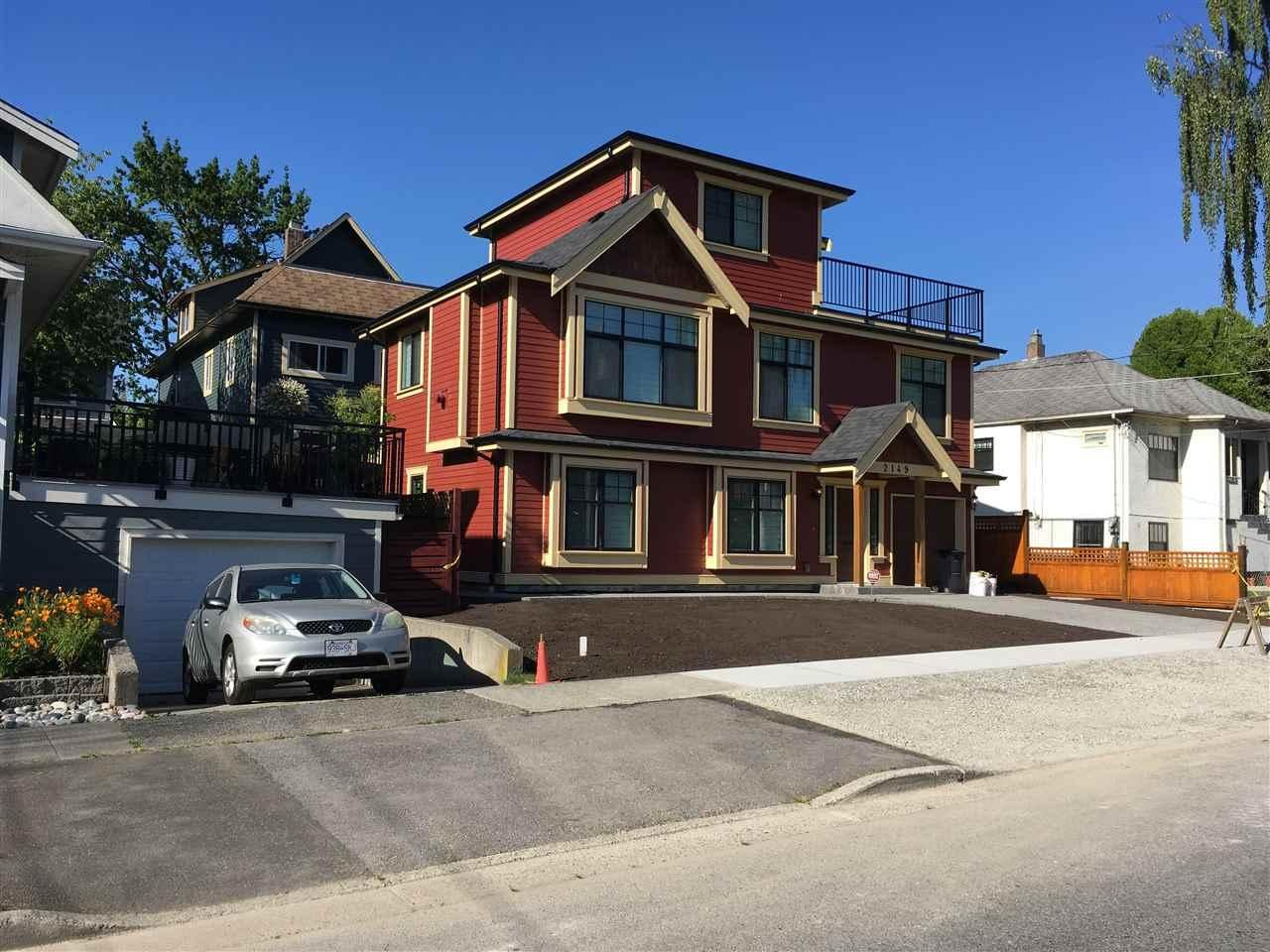 R2094916 - 2149 FERNDALE STREET, Hastings East, Vancouver, BC - House/Single Family