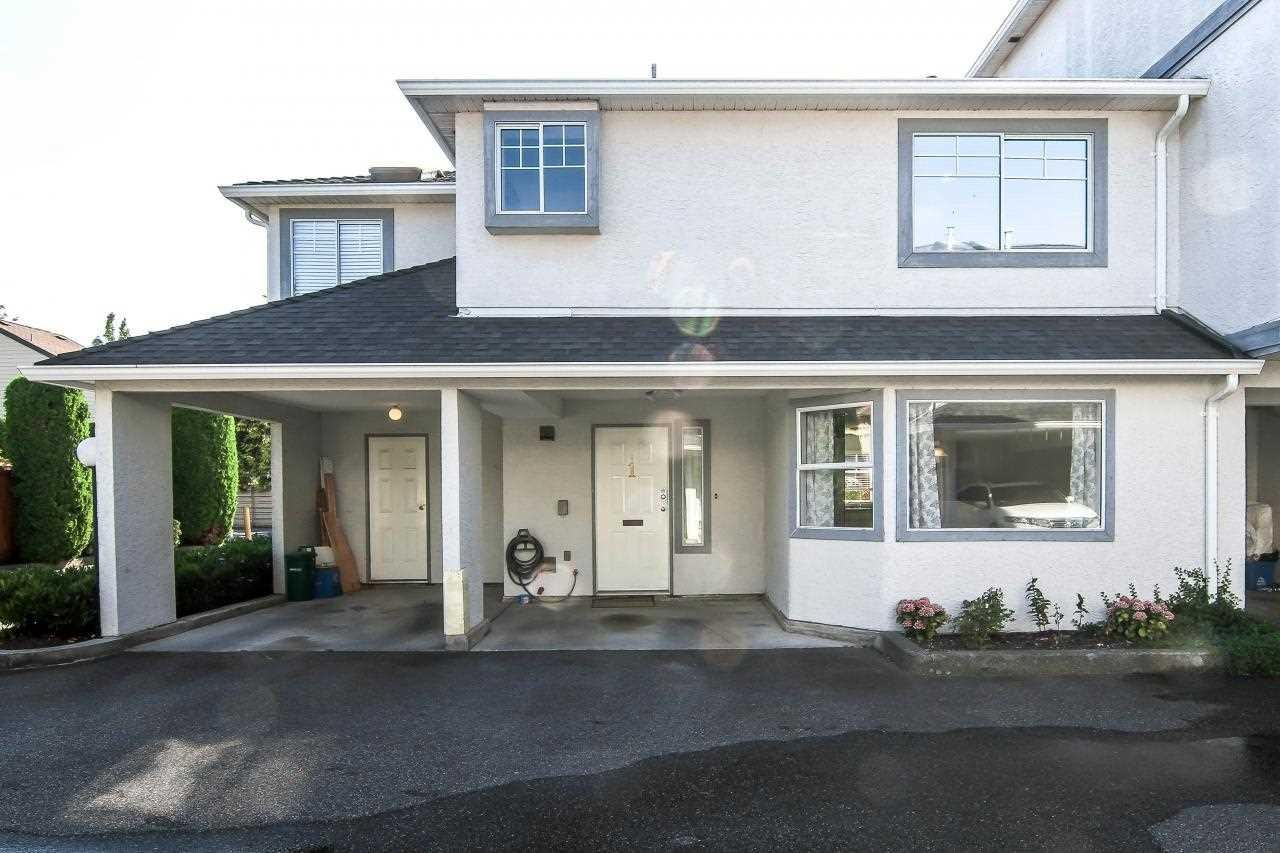 R2094924 - 1 7640 GILBERT ROAD, Brighouse South, Richmond, BC - Townhouse