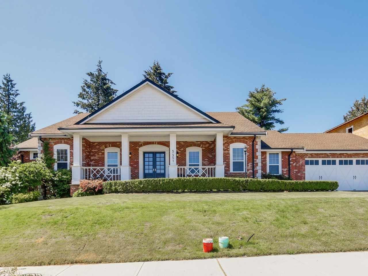 R2095053 - 5451 188 STREET, Cloverdale BC, Surrey, BC - House/Single Family