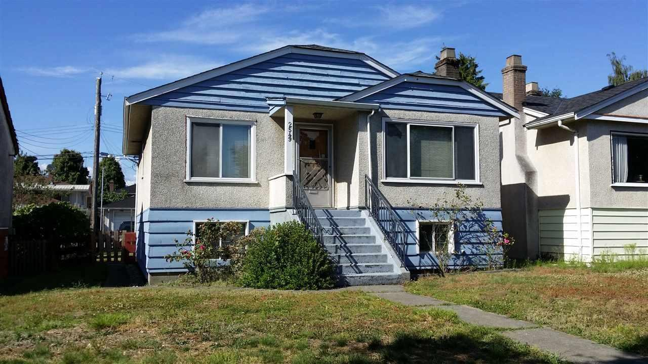 R2095463 - 2549 E 16TH AVENUE, Renfrew Heights, Vancouver, BC - House/Single Family