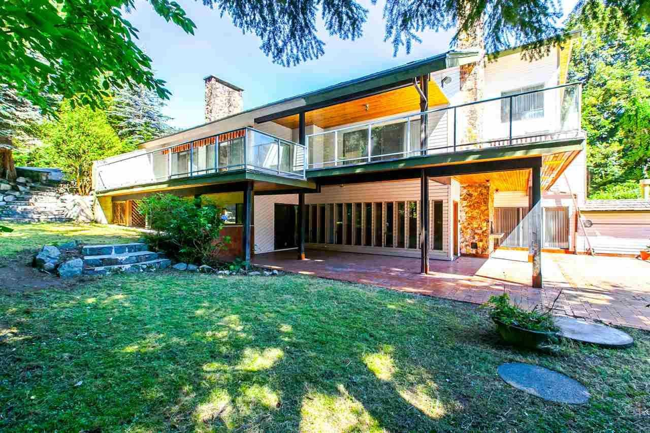 R2095900 - 1110 HILLSIDE ROAD, British Properties, West Vancouver, BC - House/Single Family