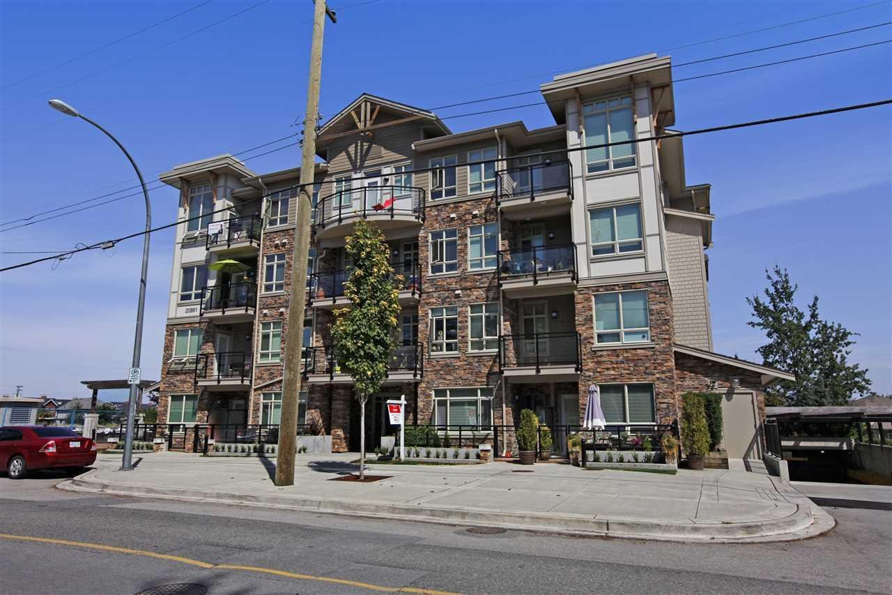 R2096166 - 403 20861 83 AVENUE, Willoughby Heights, Langley, BC - Apartment Unit