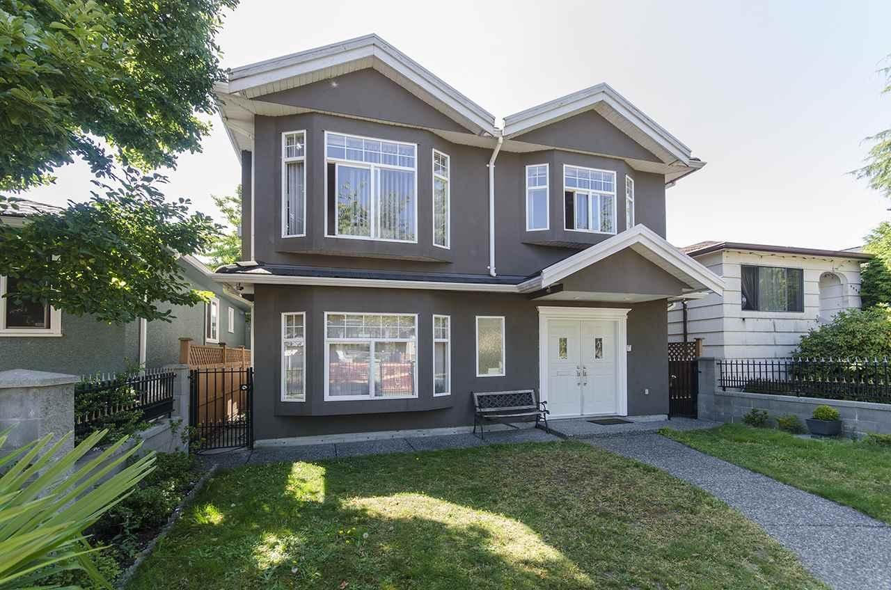 R2096195 - 6461 SOPHIA STREET, Main, Vancouver, BC - House/Single Family