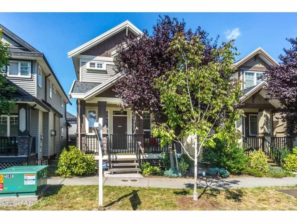 R2096359 - 19271 72 AVENUE, Clayton, Surrey, BC - House/Single Family