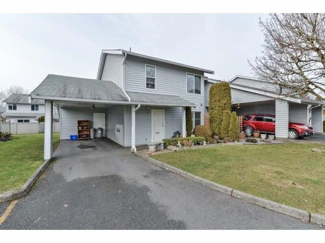 R2096408 - 46 26970 32 AVENUE, Aldergrove Langley, Langley, BC - Townhouse