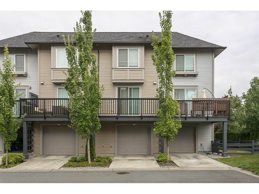 R2096437 - 27 6450 187 STREET, Cloverdale BC, Surrey, BC - Townhouse