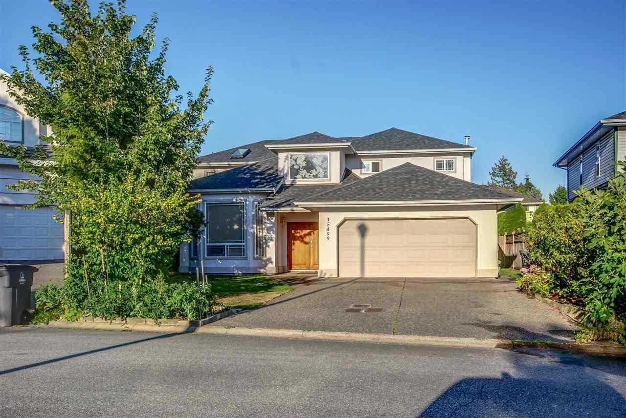 R2096571 - 15499 109 AVENUE, Fraser Heights, Surrey, BC - House/Single Family