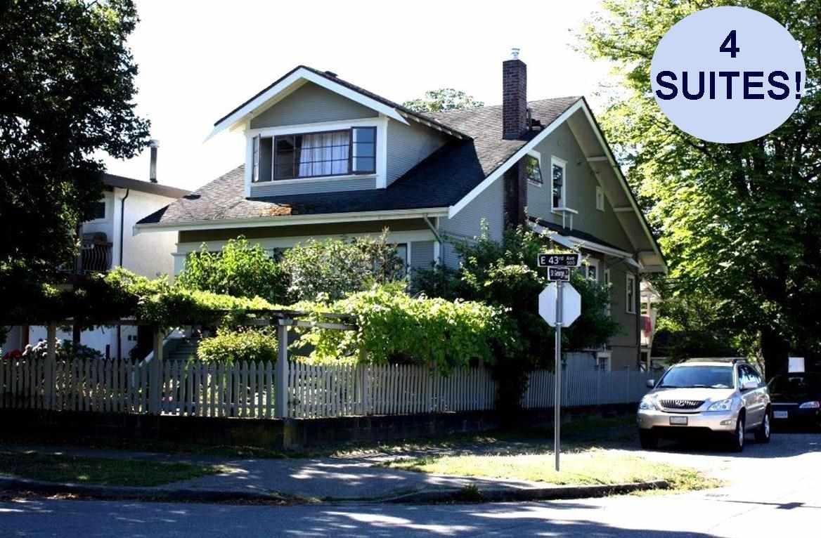 R2097112 - 506 E 43RD AVENUE, Fraser VE, Vancouver, BC - House/Single Family