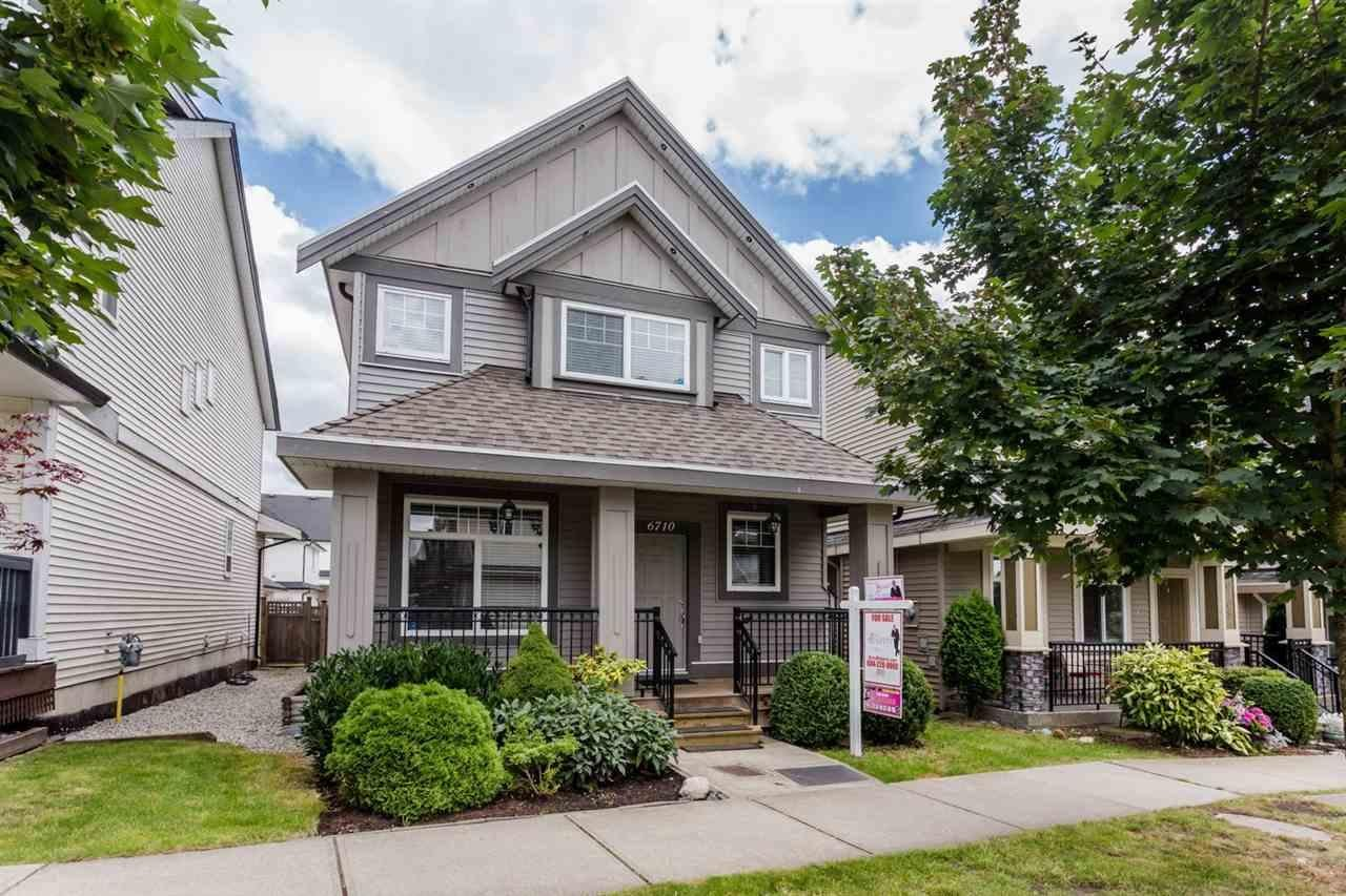 R2097158 - 6710 193A STREET, Clayton, Surrey, BC - House/Single Family