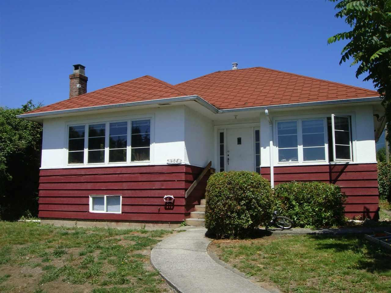 R2097172 - 462 W KEITH ROAD, Central Lonsdale, North Vancouver, BC - House/Single Family