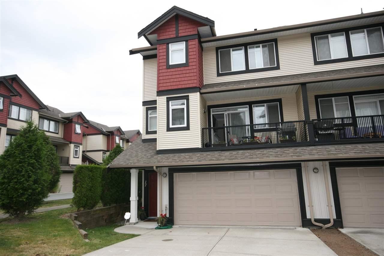 R2097411 - 17 7168 179 STREET, Cloverdale BC, Surrey, BC - Townhouse