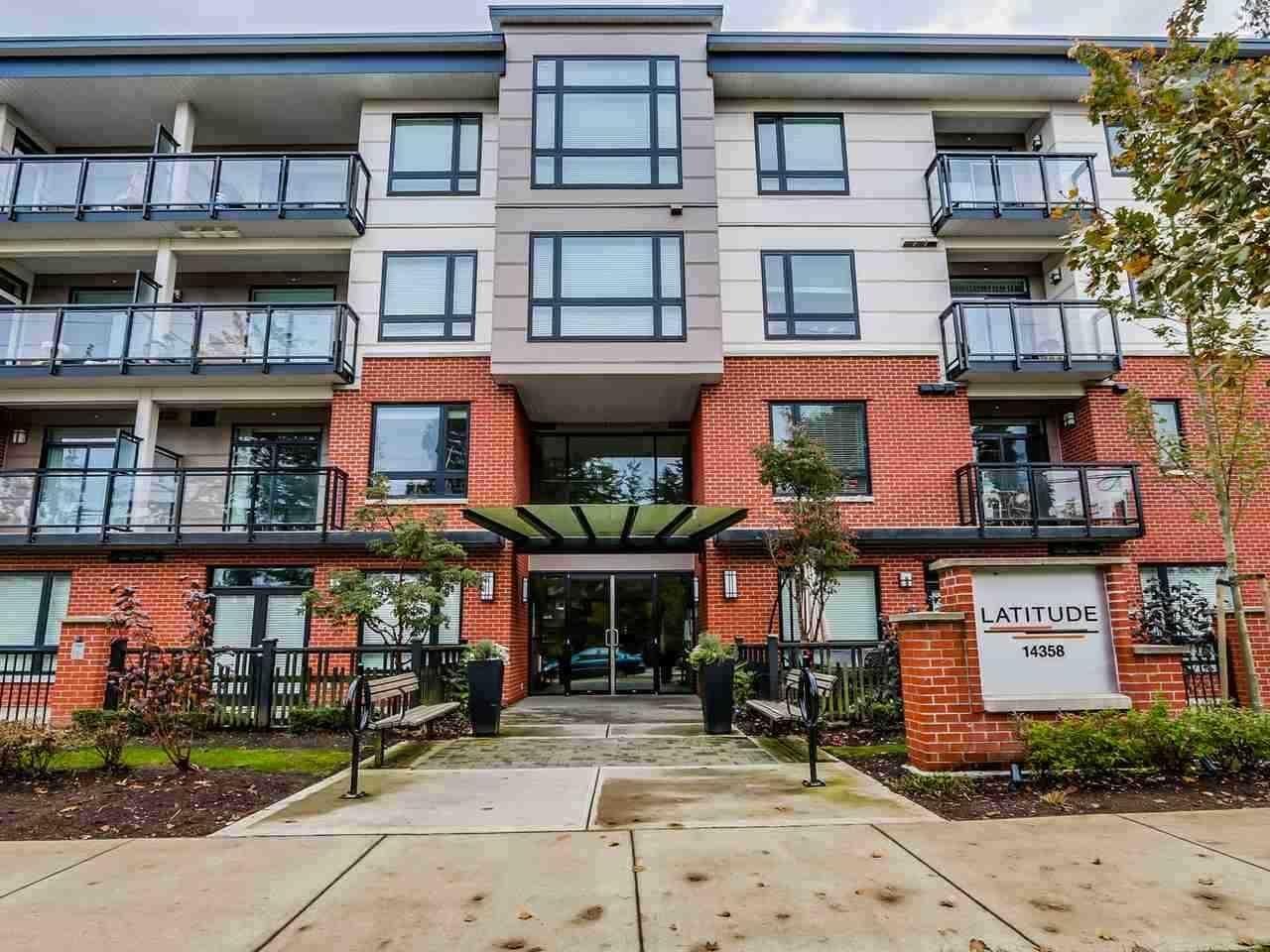 R2097622 - 410 14358 60 AVENUE, Sullivan Station, Surrey, BC - Apartment Unit