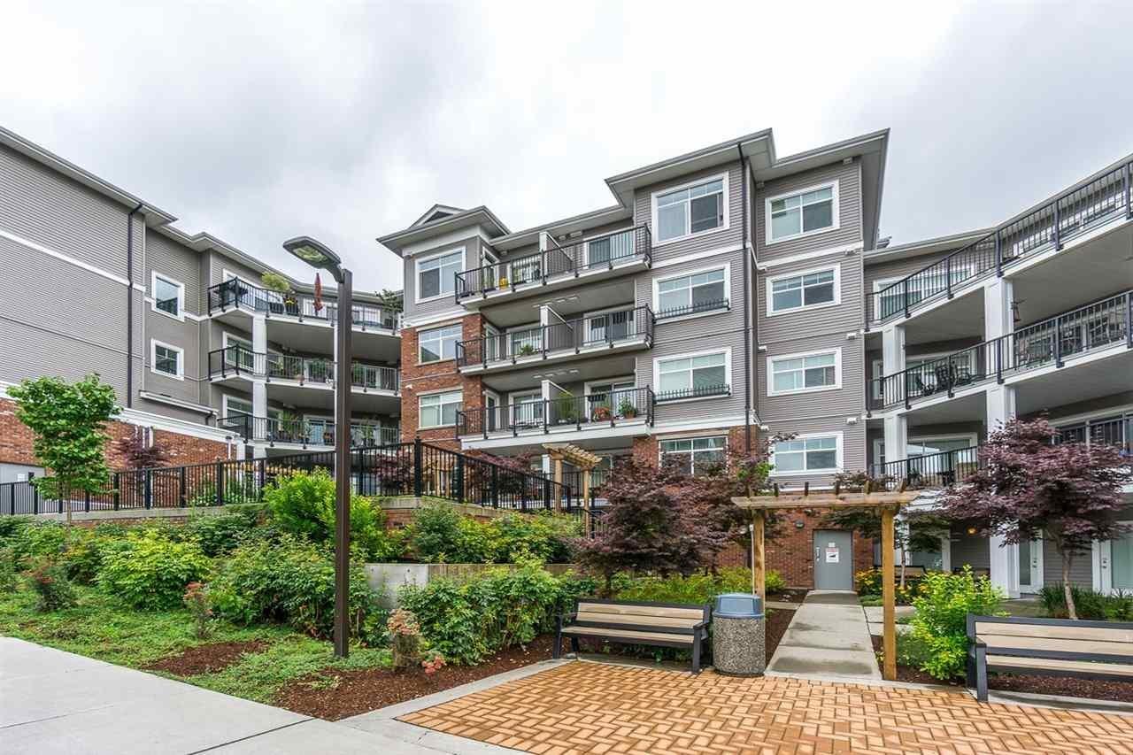 R2097769 - 412 6480 195A STREET, Clayton, Surrey, BC - Apartment Unit