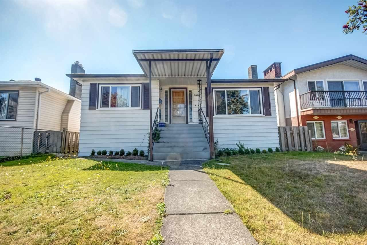 R2097921 - 2448 FRANKLIN STREET, Hastings East, Vancouver, BC - House/Single Family