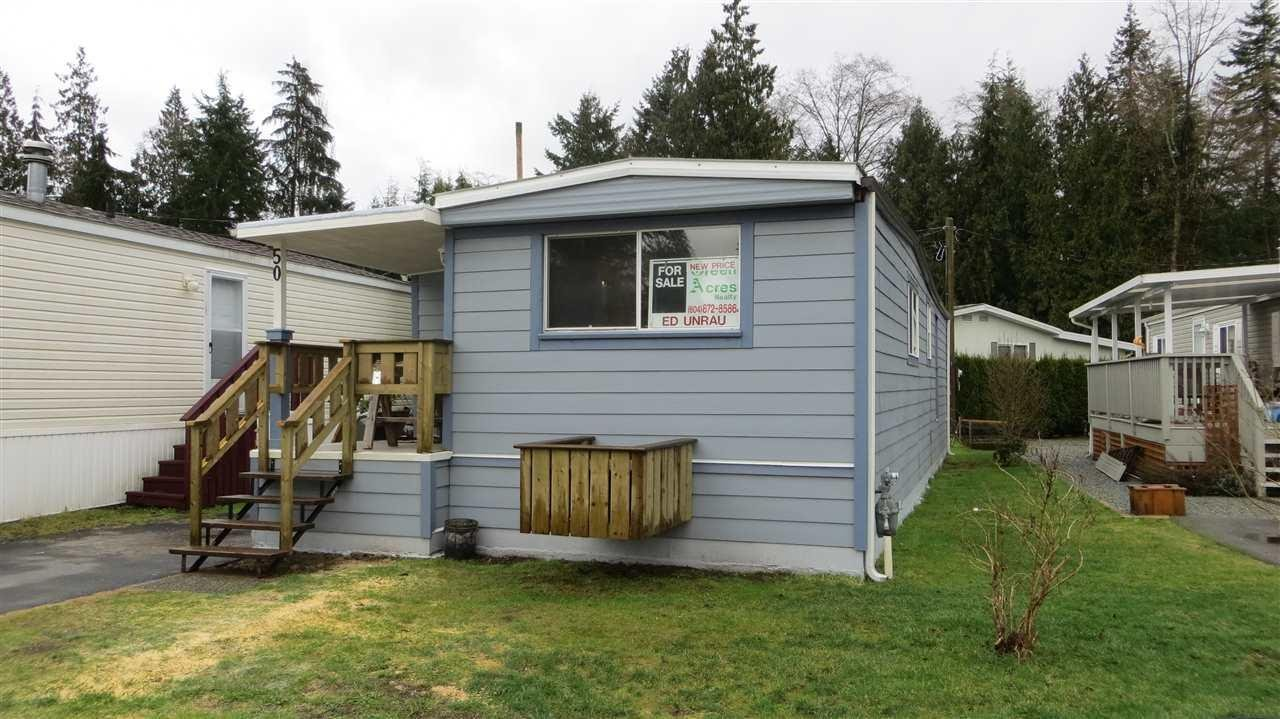 R2098235 - 50 3931 198 STREET, Brookswood Langley, Langley, BC - Manufactured with Land