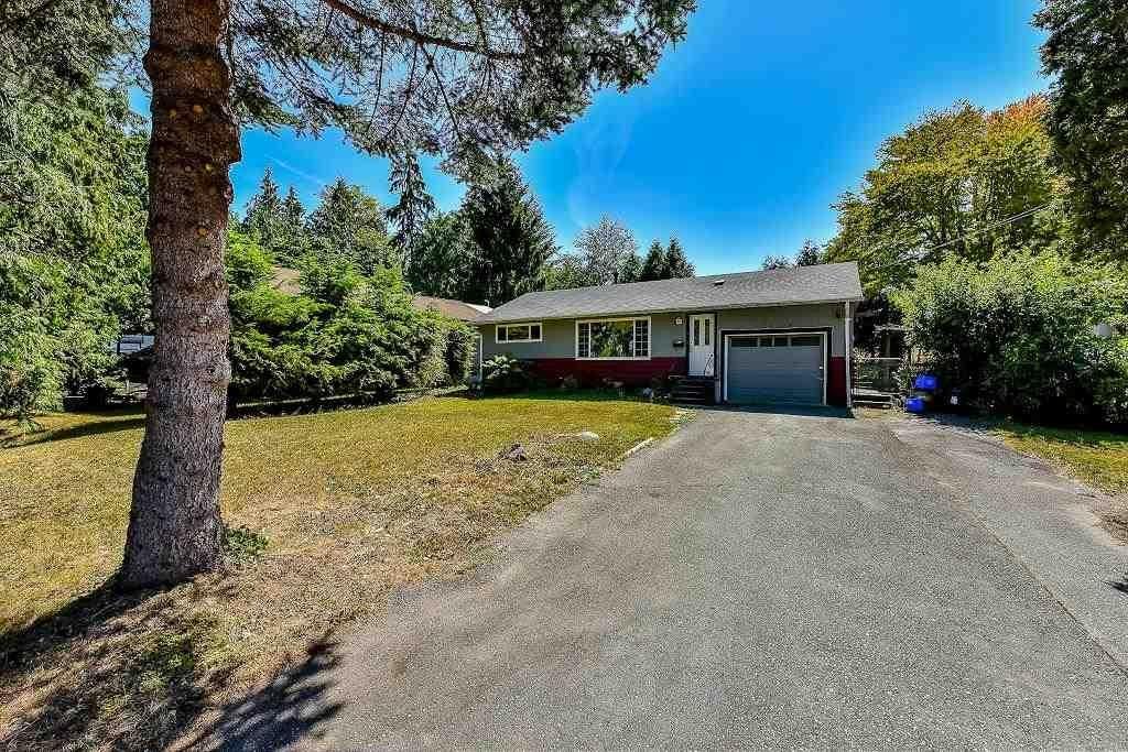 R2098286 - 20754 48 AVENUE, Langley City, Langley, BC - House/Single Family