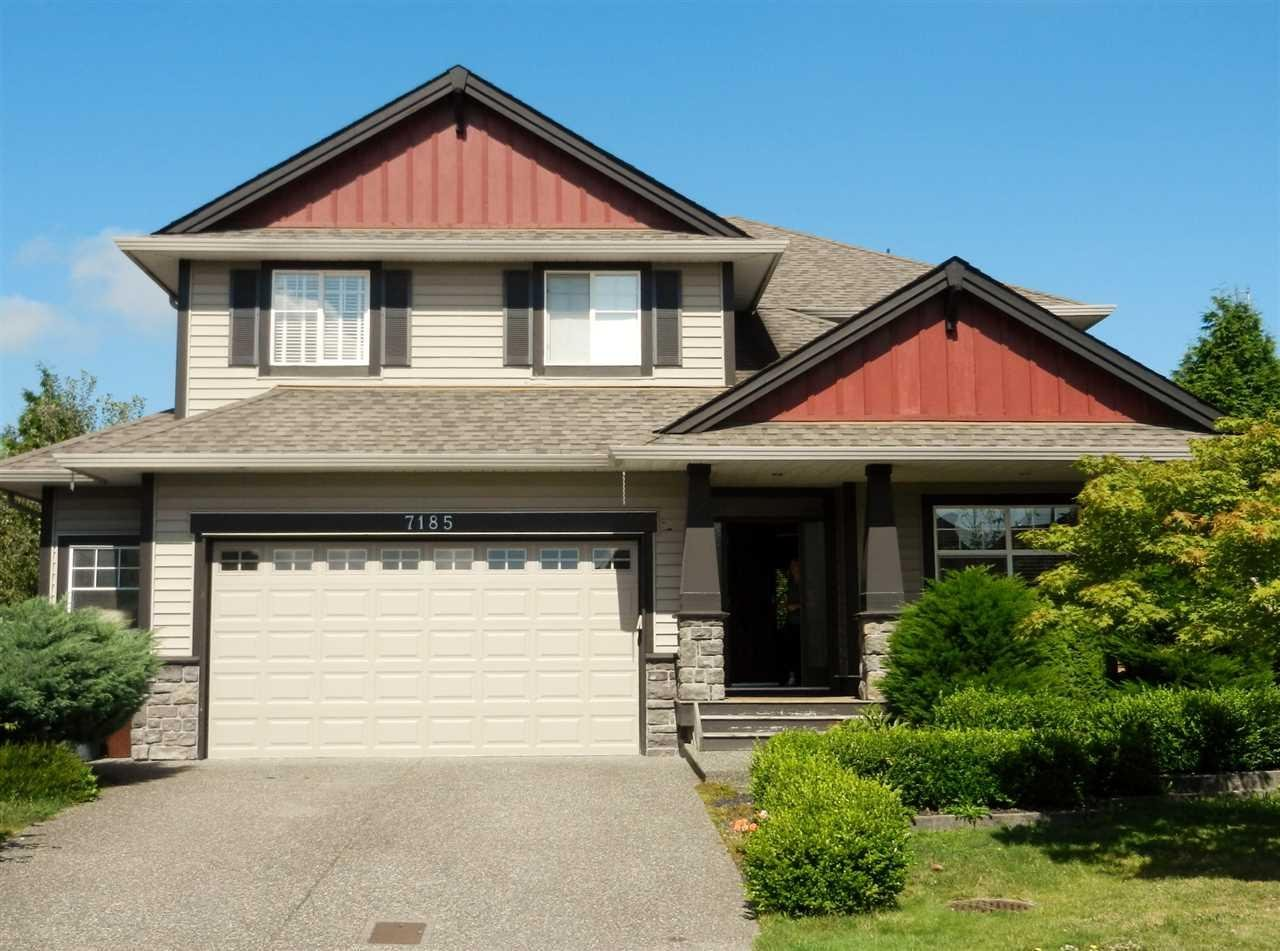 R2098303 - 7185 196A STREET, Willoughby Heights, Langley, BC - House/Single Family