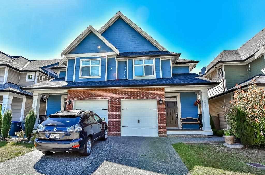 R2098370 - 7237 190TH STREET, Clayton, Surrey, BC - 1/2 Duplex