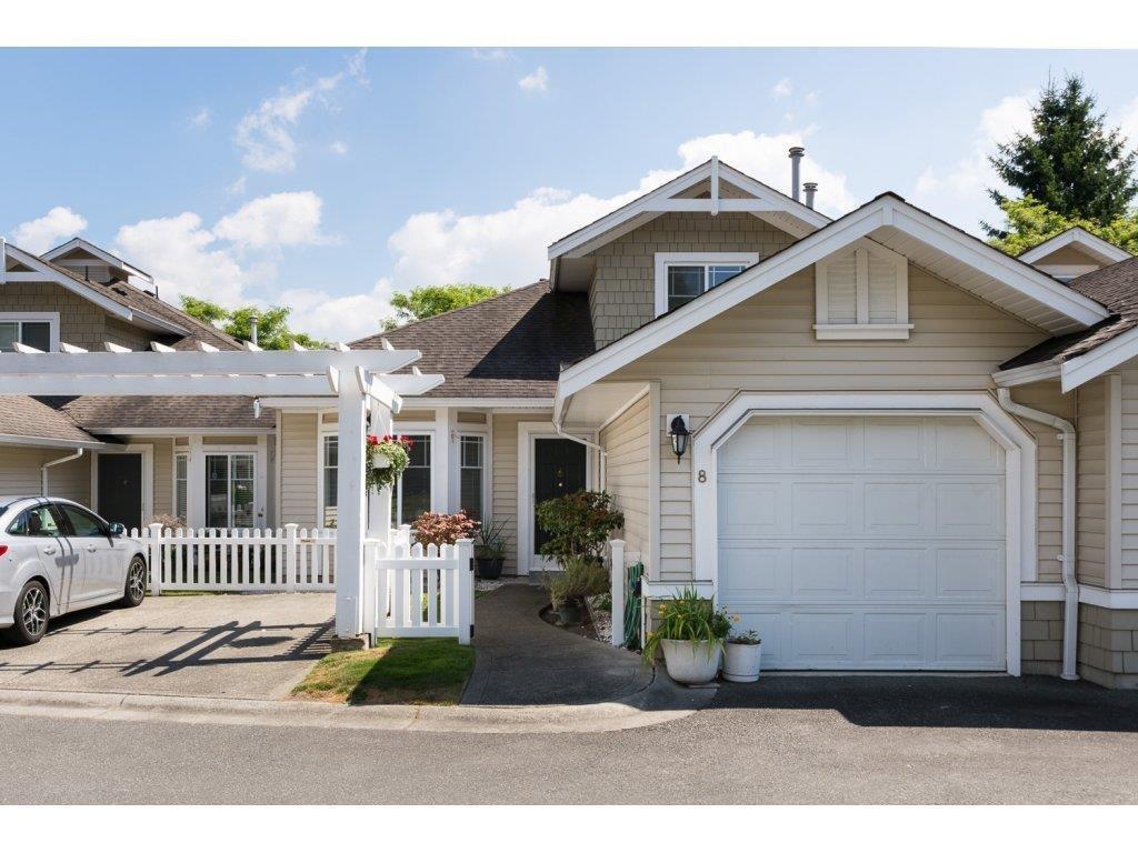 R2098521 - 8 6488 168 STREET, Cloverdale BC, Surrey, BC - Townhouse