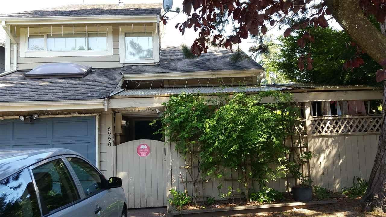 R2098573 - 6990 WHITHORN COURT, Champlain Heights, Vancouver, BC - House/Single Family
