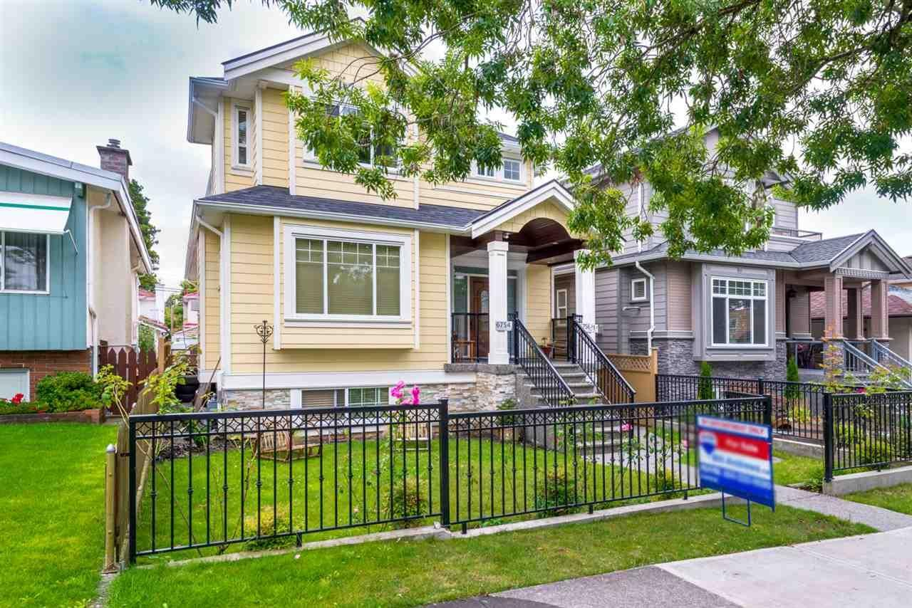 R2098733 - 6754 ROSS STREET, South Vancouver, Vancouver, BC - House/Single Family