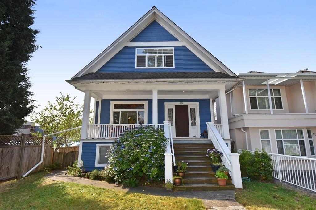 R2098976 - 656 E 48TH AVENUE, Fraser VE, Vancouver, BC - House/Single Family