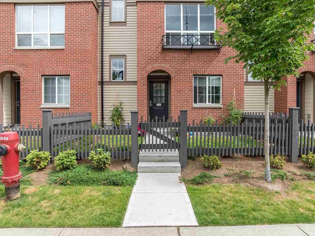 R2099093 - 6 7848 209 STREET, Willoughby Heights, Langley, BC - Townhouse