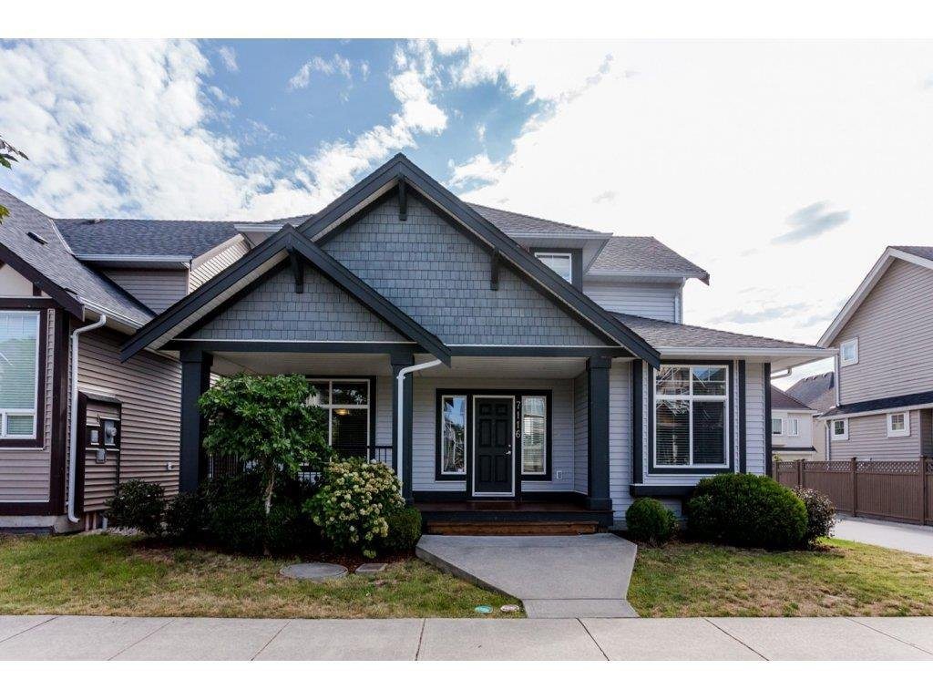 R2099360 - 7116 195A STREET, Clayton, Surrey, BC - House/Single Family