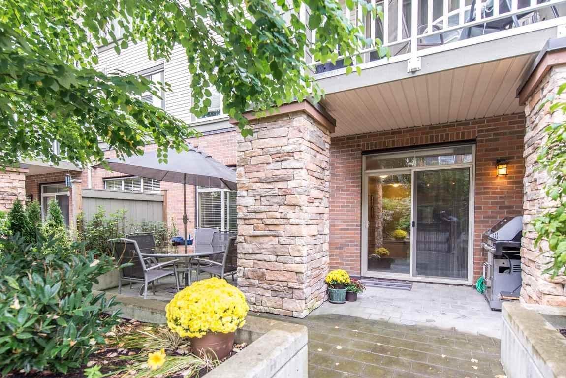 R2099445 - 107 6500 194 STREET, Clayton, Surrey, BC - Apartment Unit