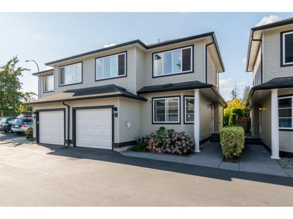 R2099576 - 6 9559 208 STREET, Walnut Grove, Langley, BC - Townhouse