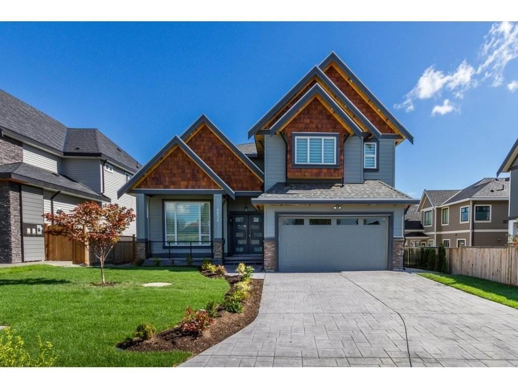 R2099708 - 5536 188 STREET, Cloverdale BC, Surrey, BC - House/Single Family