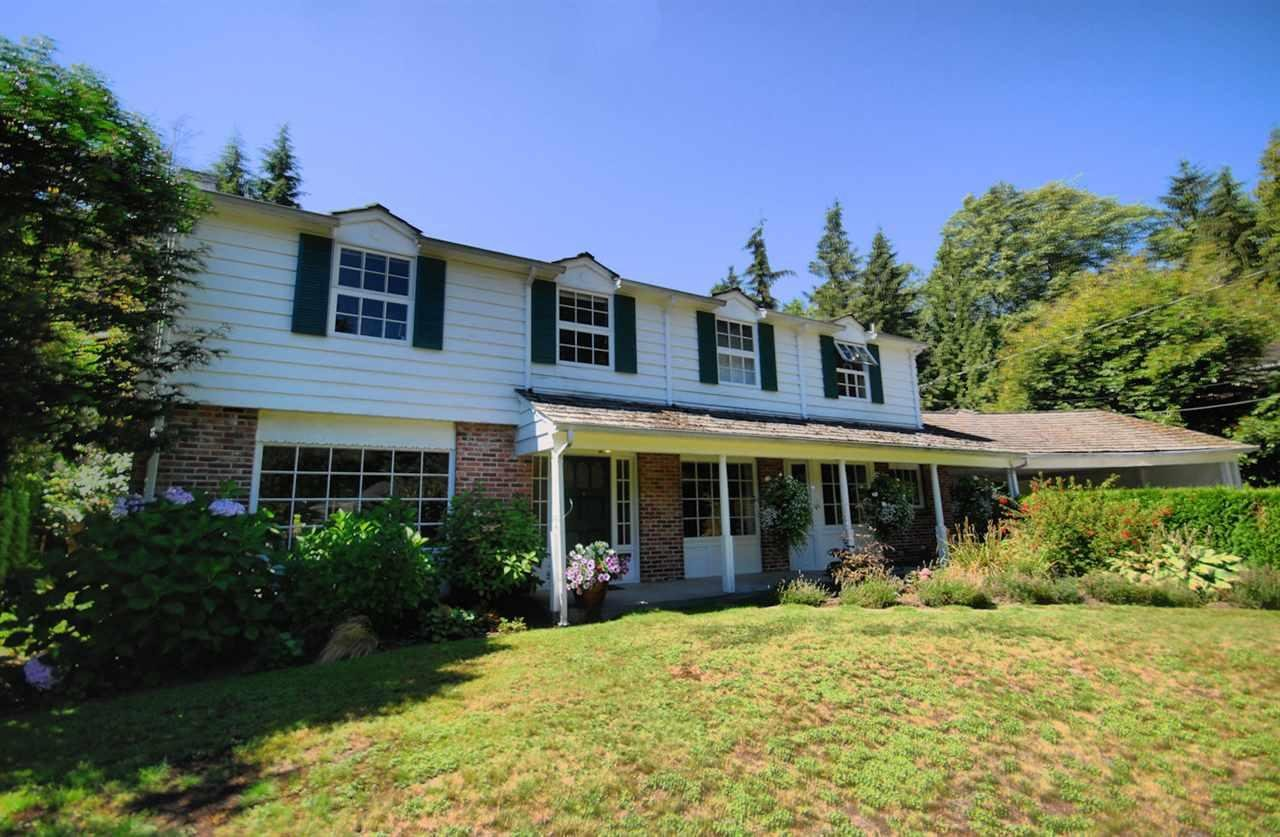 R2099892 - 99 DEEP DENE PLACE, British Properties, West Vancouver, BC - House/Single Family