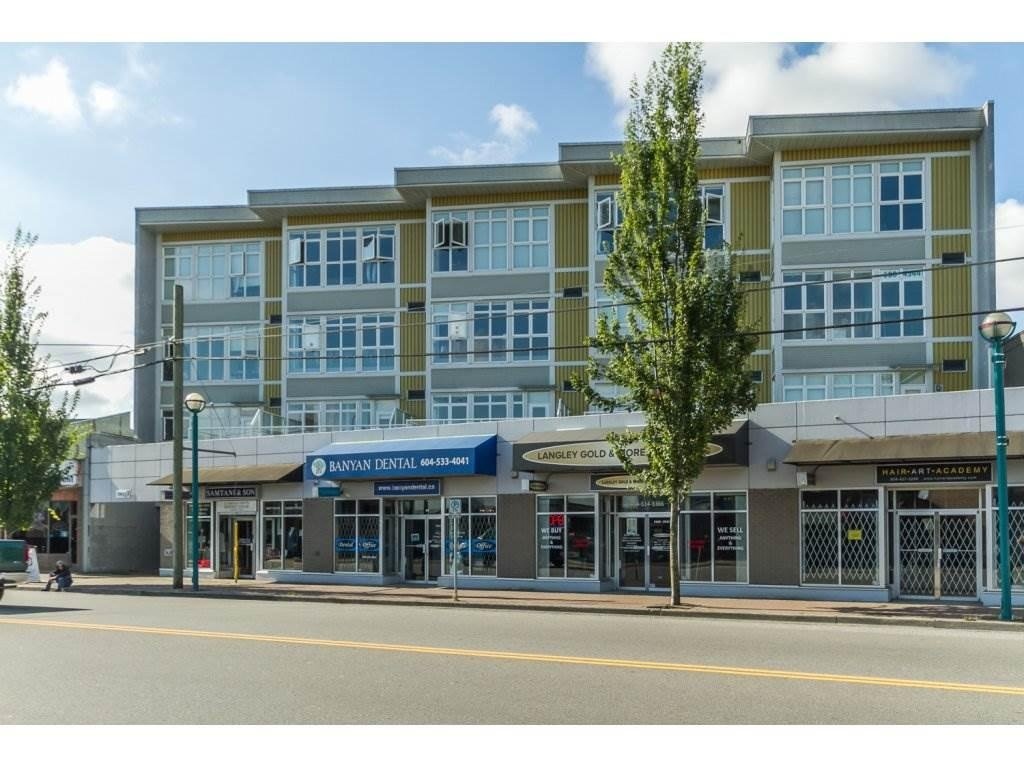 R2100070 - 309 20238 FRASER HIGHWAY, Langley City, Langley, BC - Apartment Unit
