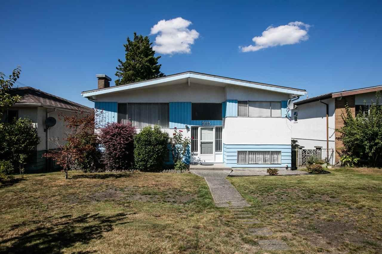 R2100562 - 3115 E 15TH AVENUE, Renfrew Heights, Vancouver, BC - House/Single Family