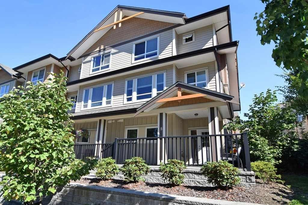 R2100596 - 5 20187 68 AVENUE, Willoughby Heights, Langley, BC - Townhouse