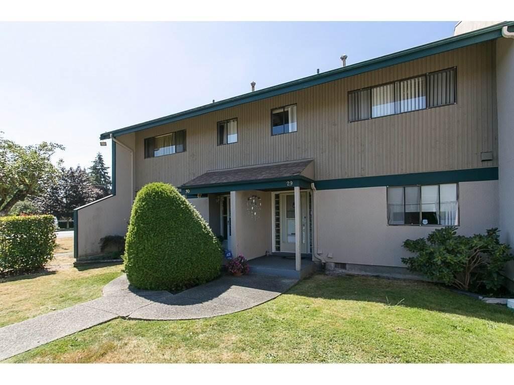 R2100729 - 29 5850 177B STREET, Cloverdale BC, Surrey, BC - Townhouse