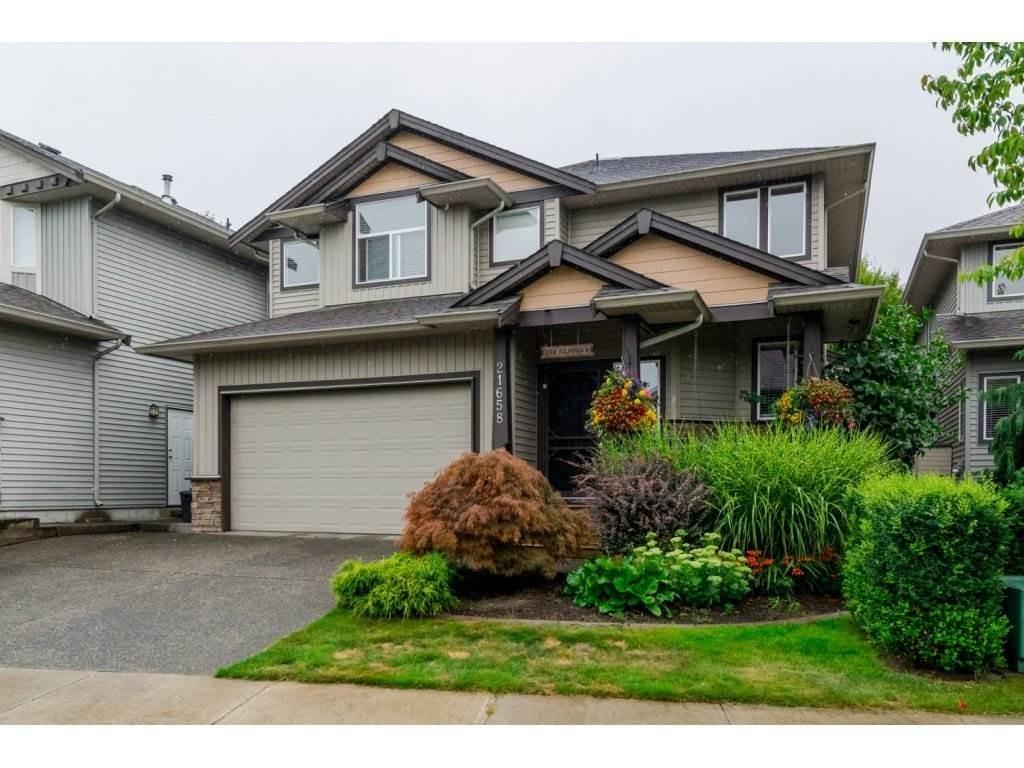 R2100754 - 21658 89 AVENUE, Walnut Grove, Langley, BC - House/Single Family