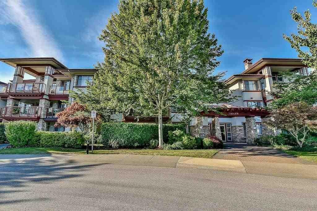 R2100814 - 305 16499 64 AVENUE, Cloverdale BC, Surrey, BC - Apartment Unit