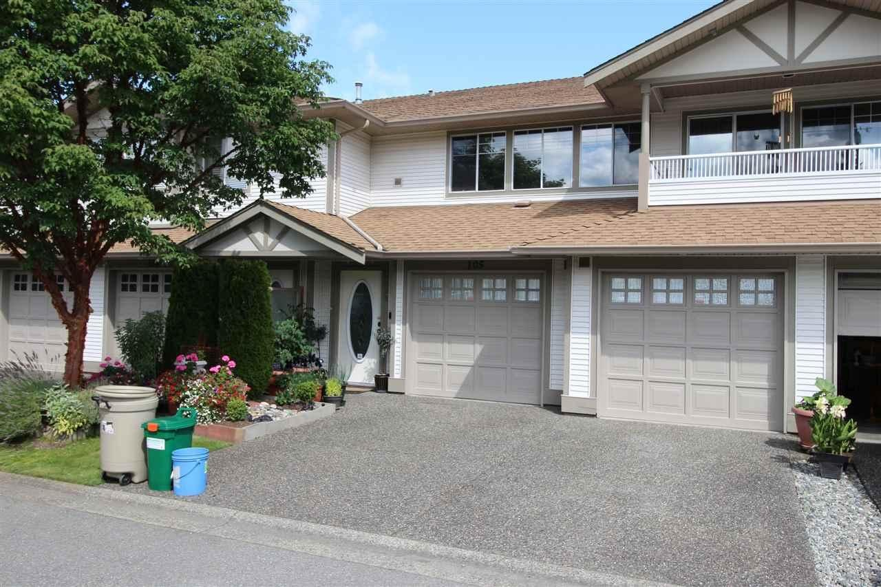 R2100833 - 105 20391 96 AVENUE, Walnut Grove, Langley, BC - Townhouse