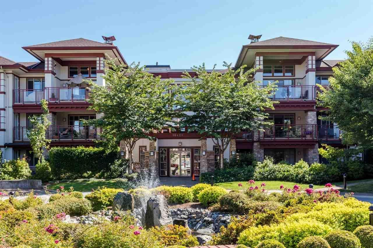 R2100837 - 207 16421 64 AVENUE, Cloverdale BC, Surrey, BC - Apartment Unit