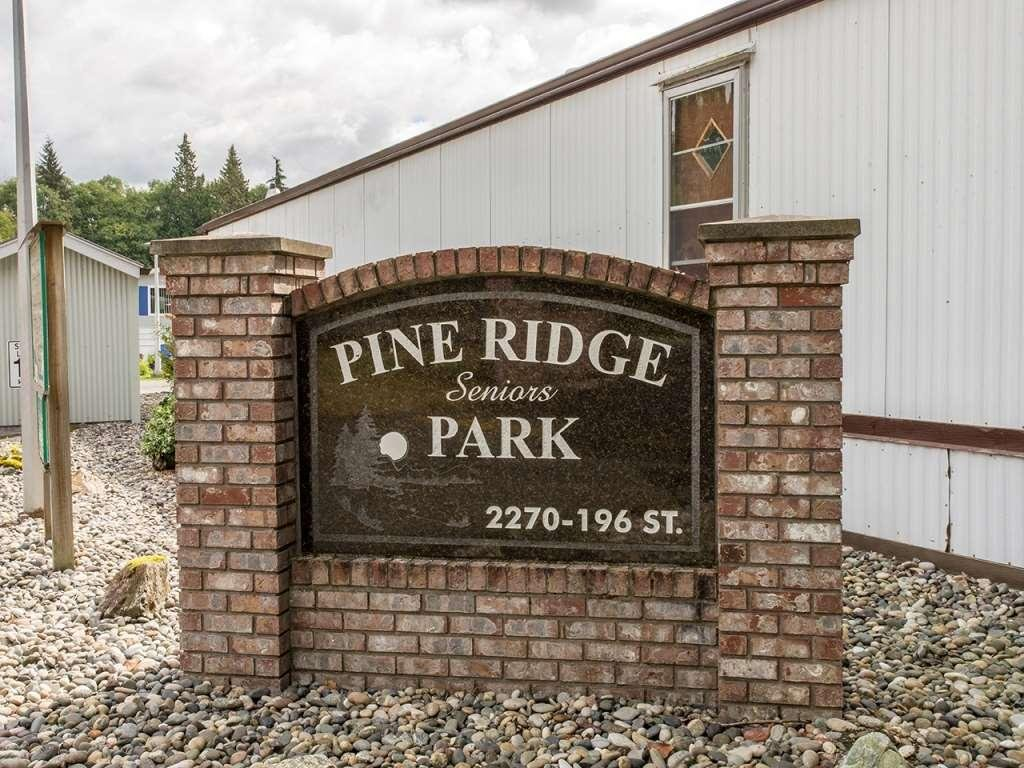 R2100895 - 83 2270 196 STREET, Brookswood Langley, Langley, BC - Manufactured