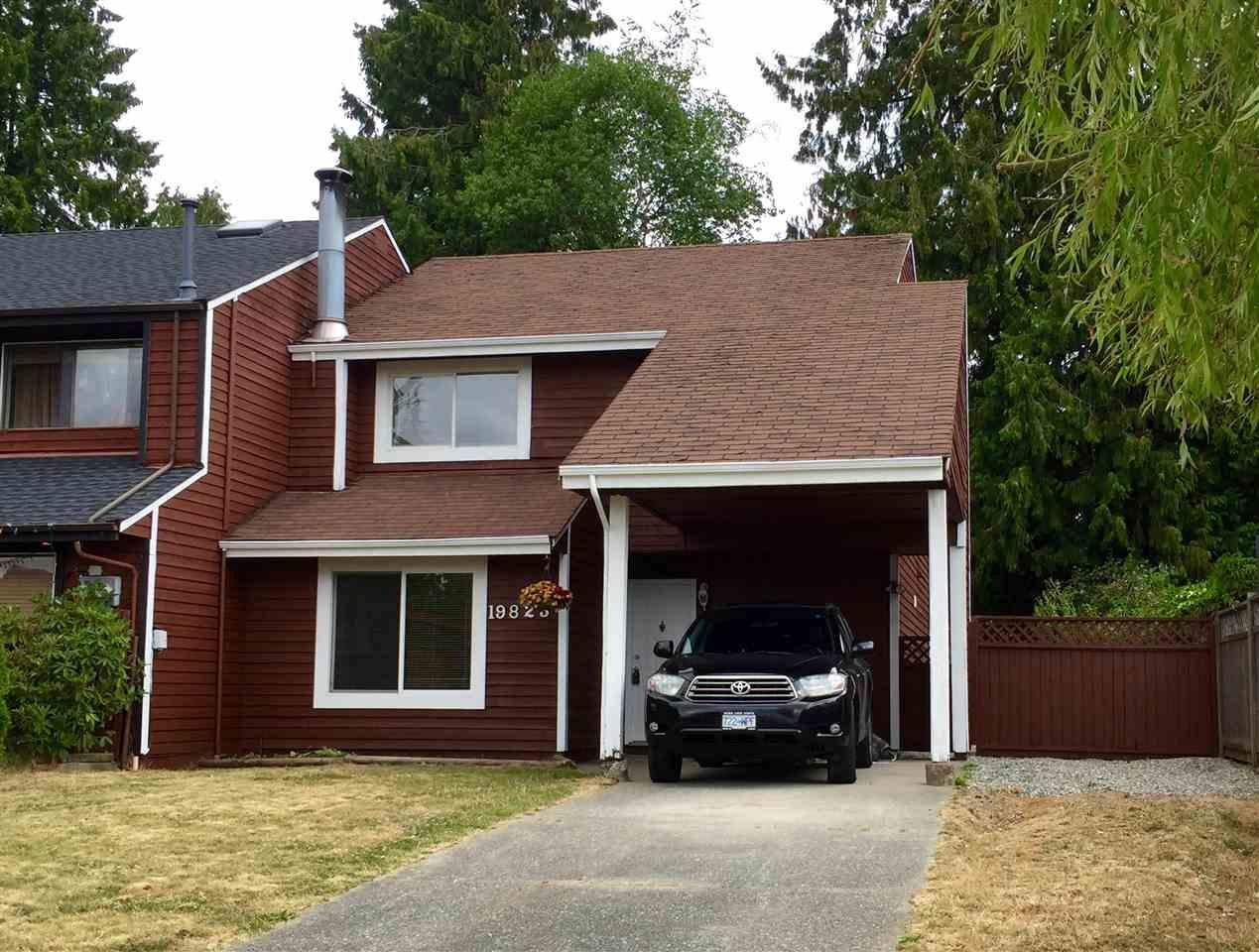 R2101267 - 19823 53A AVENUE, Langley City, Langley, BC - 1/2 Duplex