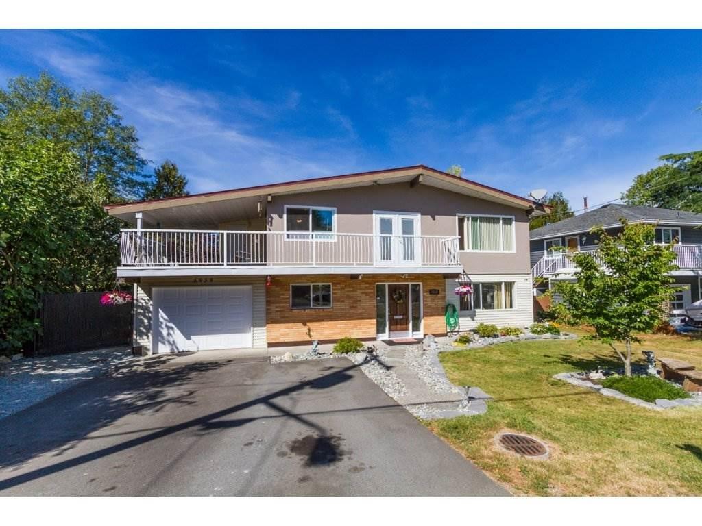 R2101349 - 5939 172 STREET, Cloverdale BC, Surrey, BC - House/Single Family
