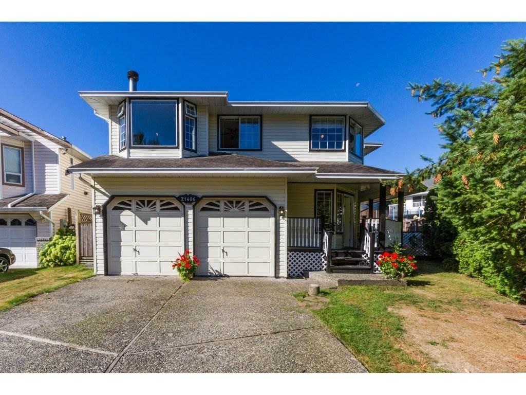 R2101495 - 21486 90 AVENUE, Walnut Grove, Langley, BC - House/Single Family