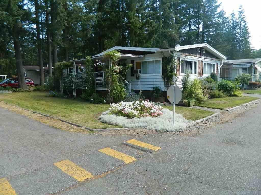 R2101533 - 91 20071 24 STREET, Brookswood Langley, Langley, BC - Manufactured