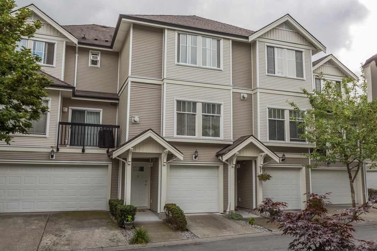 R2101563 - 11 21535 88 AVENUE, Walnut Grove, Langley, BC - Townhouse