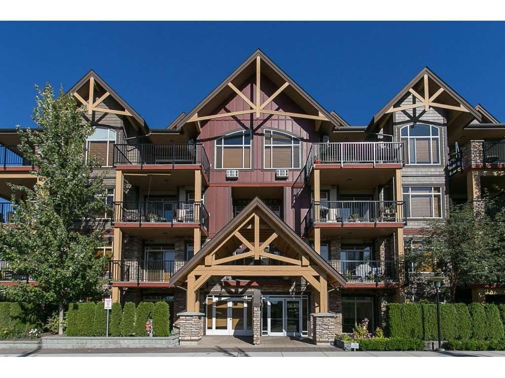R2101718 - 308 8328 207A STREET, Willoughby Heights, Langley, BC - Apartment Unit