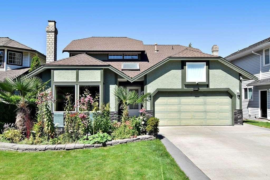 R2101733 - 21547 87B AVENUE, Walnut Grove, Langley, BC - House/Single Family