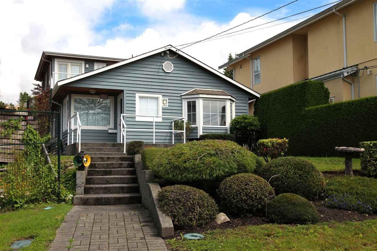R2101750 - 1193 KEITH ROAD, Ambleside, West Vancouver, BC - House/Single Family