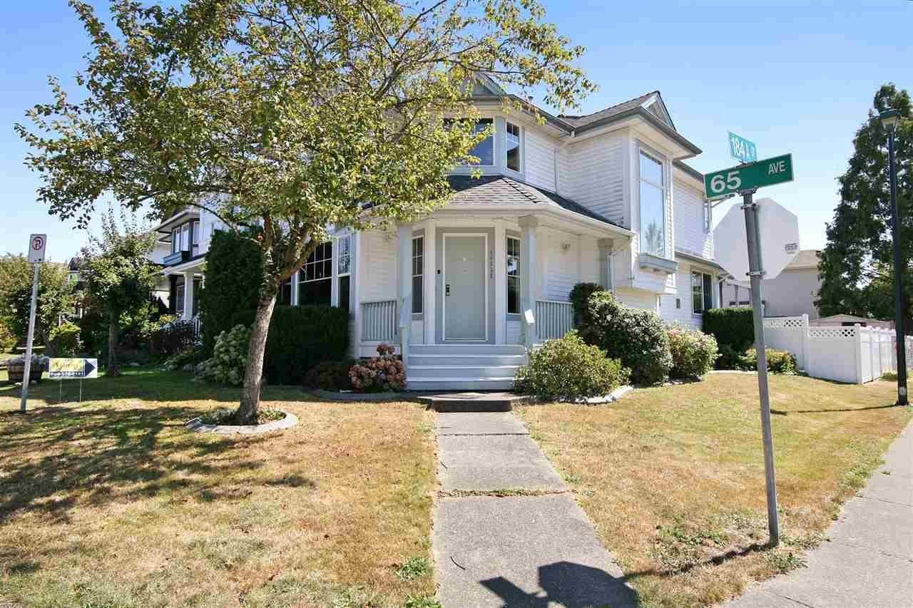 R2101916 - 18452 65TH AVENUE, Cloverdale BC, Surrey, BC - House/Single Family